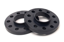Load image into Gallery viewer, H&R Trak+ 7mm DR Spacer Bolt Pattern 5/130 CB 71.6mm Bolt Thread 14x1.5 - Black