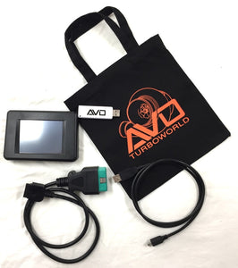 AVO 2016+ Mazda Miata ND MX5 AVO Power Plug and Play ECU Programmer
