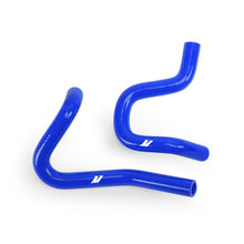 Load image into Gallery viewer, Mishimoto 10-13 Hyundai Genesis Coupe 2.0T/2.0T Premium/2.0T R-Spec Blue Silicone Heater Hose Kit