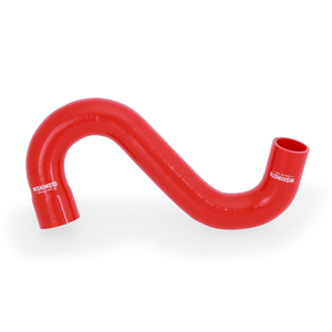 Mishimoto 2015+ Ford Mustang GT Silicone Lower Radiator Hose - Red