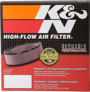 K&N 09+ Nissan GTR Drop In Air Filter