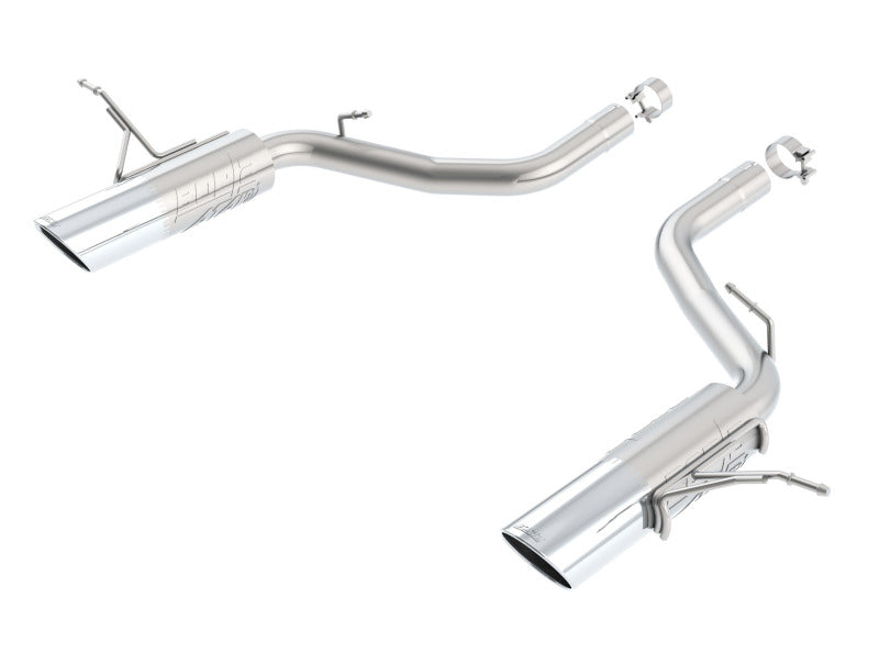Borla 12-13 Jeep Grand Cherokee SRT8 6.4L 8cyl Aggressive ATAK Exhaust (rear section only)