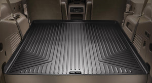 Husky Liners 11-12 Dodge Durango WeatherBeater Black Rear Cargo Liner