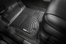 Load image into Gallery viewer, Husky Liners 07-12 Dodge Caliber / 07-12 Jeep Compass WeatherBeater Front Row Black Floor Liners