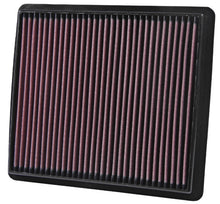 Load image into Gallery viewer, K&N Replacement Air Filter DODGE JOURNEY 2.4L-L4; 2009