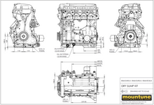 Load image into Gallery viewer, mountune Dry Sump Kit - Ford Focus ST/RS