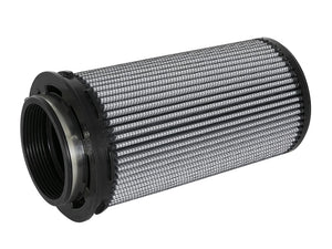 aFe Magnum FLOW Pro DRY S Universal Air Filter F-3.5in. / B-5in. (mt2) / T-4.75in. / H-9in.