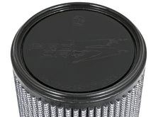 Load image into Gallery viewer, aFe Magnum FLOW Pro DRY S Universal Air Filter F-3.5in. / B-5in. (mt2) / T-4.75in. / H-9in.