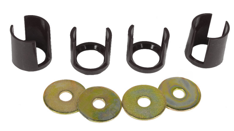 Prothane 60+ Jaguar MKI/MKII Upper Front or Rear Torque Arm Bushings - Black