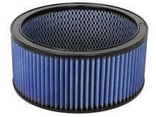 Load image into Gallery viewer, aFe MagnumFLOW Air Filters Round Racing P5R A/F RR P5R 11 OD x 9.25 ID x 5 H E/M