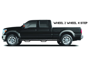 N-Fab Nerf Step 88-98 Chevy-GMC 1500/2500 Regular Cab 6.5ft Bed - Tex. Black - Bed Access - 3in