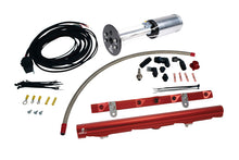 Load image into Gallery viewer, Aeromotive C6 Corvette Fuel System - A1000/LS2 Rails/Wire Kit/Fittings