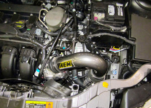 AEM 12 Ford Focus 2.0L L4 Gunmetal Grey Cold Air Intake