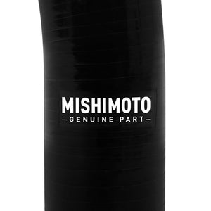 Mishimoto 03-04 Ford F-250/F-350 6.0L Powerstroke Lower Overflow Black Silicone Hose Kit
