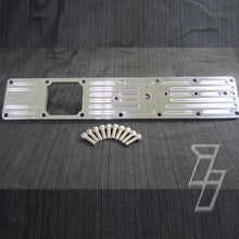 Load image into Gallery viewer, Industrial Injection 03-07 Dodge Cummins 5.9L PDM Billet Intake Plate Polished PDM By