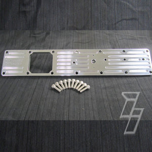 Industrial Injection 03-07 Dodge Cummins 5.9L PDM Billet Intake Plate Polished PDM By