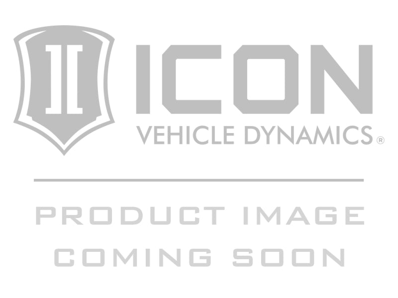 ICON 2007+ Toyota Tundra 2.5 Custom Shocks VS IR Coilover Kit w/Rough Country 6in