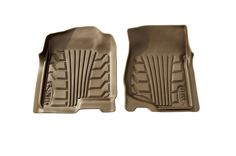 Lund 13-16 Ford Fusion Catch-It Floormat Front Floor Liner - Tan (2 Pc.)