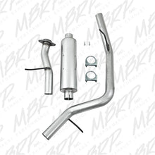 Load image into Gallery viewer, MBRP 2000-2006 Chev/GMC Tahoe/Yukon 5.3L Cat Back Single Side AL P Series Exhaust