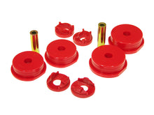 Load image into Gallery viewer, Prothane 95-99 Mitsubishi Eclipse 4 Mount Kit - Red