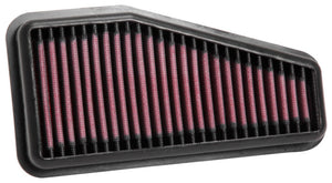 K&N 15-18 Suzuki Baleno L4-1.3L DSL Replacement Drop In Air Filter