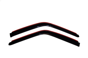 AVS 88-99 Chevy CK Standard Cab Ventvisor In-Channel Window Deflectors 2pc - Smoke