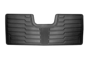Lund 09-14 Ford F-150 SuperCrew Catch-It Floormats Rear Floor Liner - Grey (1 Pc.)