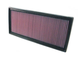 K&N 04-11 Mercedes Benz A160 L4-2.0L DSL Drop In Replacement Air Filter