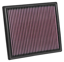Load image into Gallery viewer, K&N Replacement Panel Air Filter for 2015 Chevrolet Colorado 2.5L