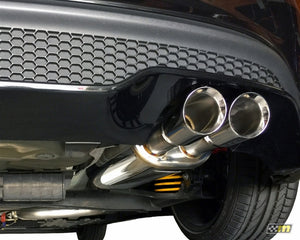 mountune Cat Back Exhaust System 2013-2015 Ford Fiesta ST