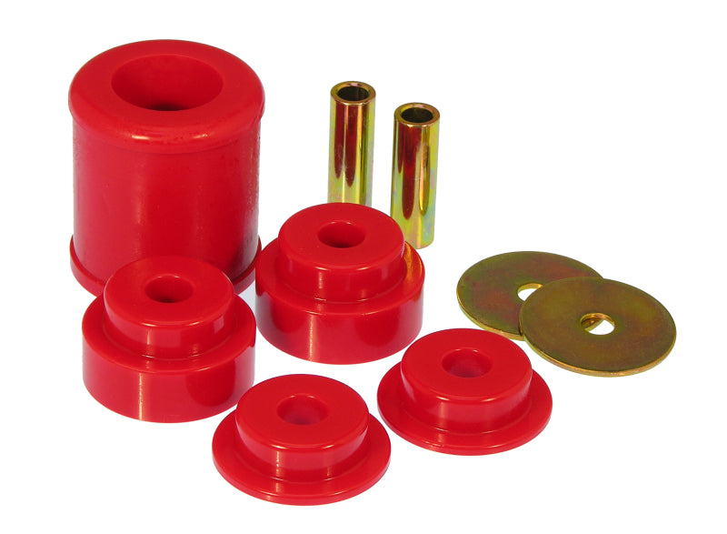 Prothane Nissan Diff Bushings - Red