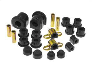 Prothane 86-91 Mazda RX-7 Total Kit - Black