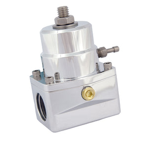 Aeromotive A1000 Injected Bypass Adjustable EFI Regulator (2) -10 Inlet/-6 Return Platinum Series