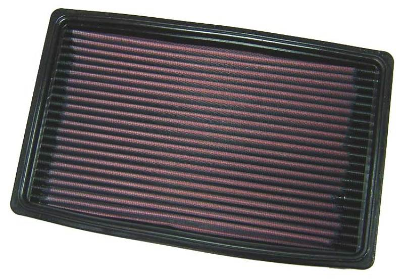 K&N Replacement Air Filter AIR FILTER PON G-AM 2.3/2.4/3.1L 94-98, CHEV CORS 2.2/3.1L 94-96