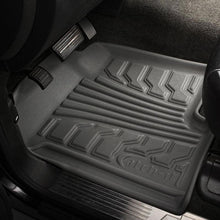 Load image into Gallery viewer, Lund 07-11 Nissan Sentra Catch-It Floormat Front Floor Liner - Grey (2 Pc.)