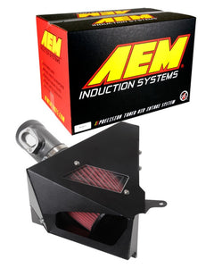 AEM 14-17 Mini Cooper S L4-2.0L F/I Gunmetal Gray Cold Air Intake