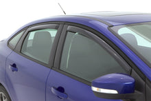 Load image into Gallery viewer, AVS 12-18 Ford Focus Ventvisor In-Channel Front & Rear Window Deflectors 4pc - Smoke