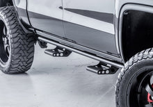 Load image into Gallery viewer, N-Fab RKR Rails 14-17 Chevy-GMC 1500 Crew Cab - Tex. Black - 1.75in