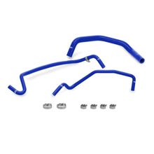 Load image into Gallery viewer, Mishimoto 15+ Ford Mustang GT Blue Silicone Ancillary Hose Kit