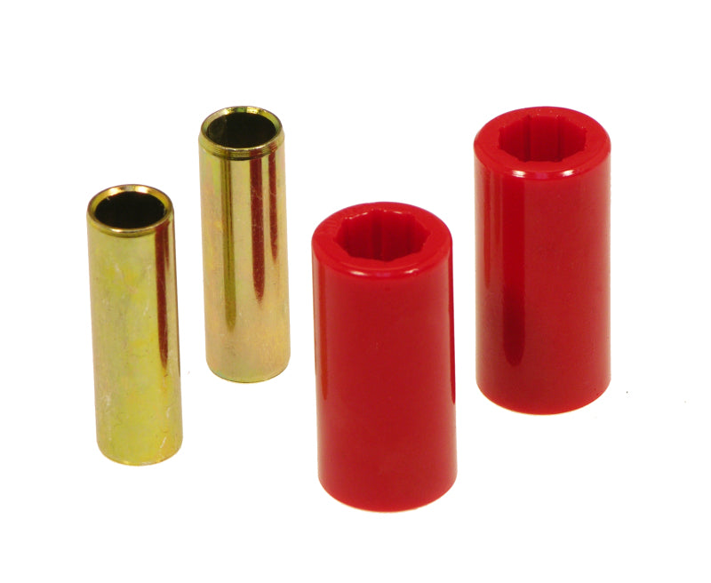 Prothane 55-75 Jeep CJ5/CJ6 Front or Rear Frame Shackle Bushings - Red