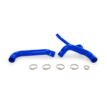 Load image into Gallery viewer, Mishimoto 2015+ Dodge Challenger / Charger SRT Hellcat Silicone Radiator Hose Kit - Blue