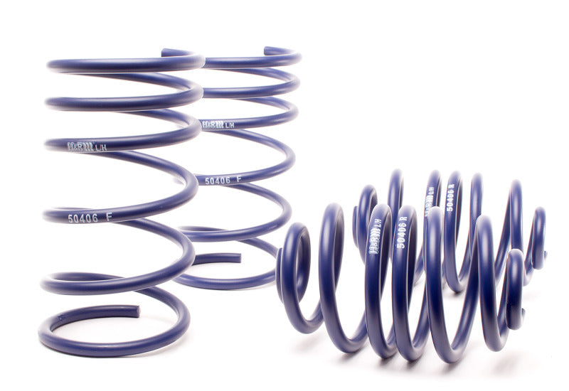 H&R 85-91 BMW 325e/325i/325is E30 Sport Spring (Non Cabrio or ix)