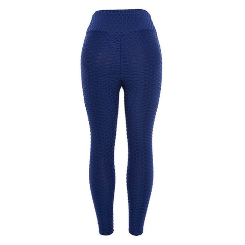 Fitness Leggings Women Polyester Ankle-Length