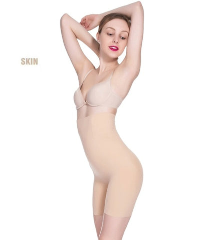 High Waist Seamless Tummy Control Body Shaper Shapewear