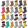 Image of 29 Patterns Men's Funny Combed Cotton Happy Socks