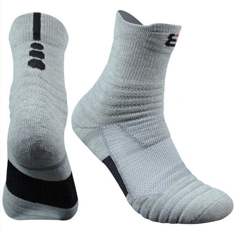 Men Outdoor Sports Elite Socks