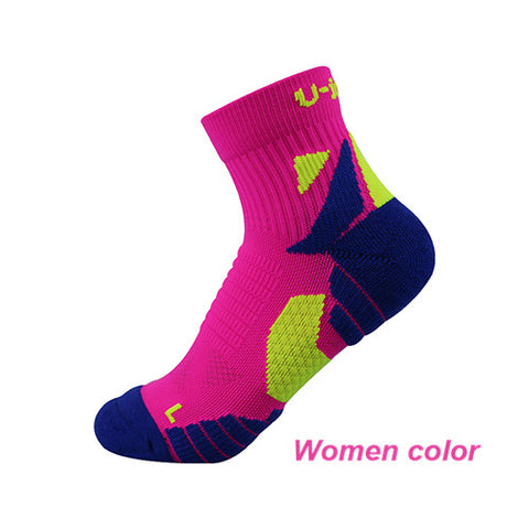 UG Professional Men Women Sport Socks EU 36 to 45 Running Sock Quick Dry Climbing Gym Fitness Cycling calcetines ciclismo