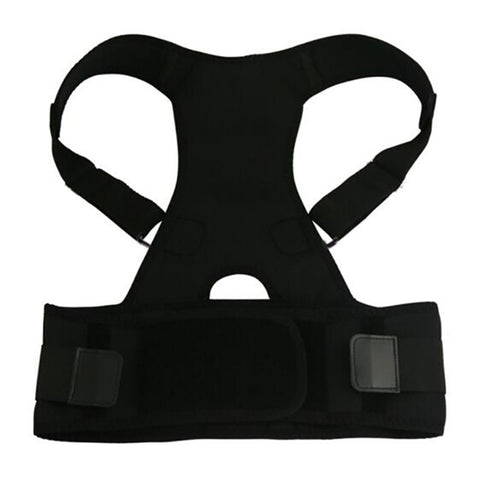 Adjust magnetic therapy Back Posture Corrector Brace Shoulder Back Support Belt Shoulder Posture for Unisex