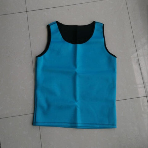 Men's Sauna Vest Ultra Sweat Shapers