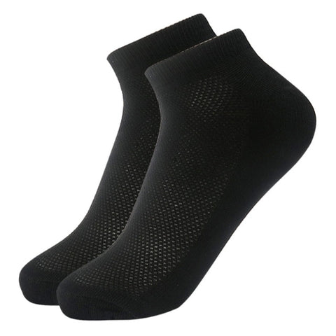 10 Pair Men Socks Casual Breathable